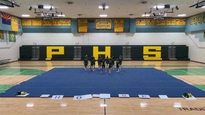 Peoria High School [Intermediate Small Varsity] 2020 USA Arizona & Utah Virtual Regional