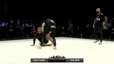 John Combs vs Danny Stolfi Emerald City Invitational