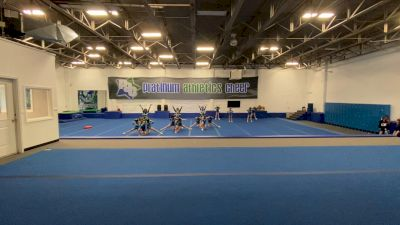 Platinum Athletics - Action PAC [L2 Youth - Small] 2021 The Regional Summit Virtual Championships