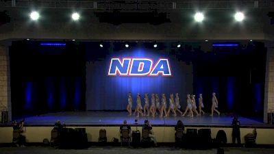 Star Steppers [2021 Senior Large Contemporary/Lyrical] 2021 NDA All-Star National Championship