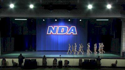 Dancin Bluebonnets [2021 Junior Small Jazz Day 2] 2021 NDA All-Star National Championship