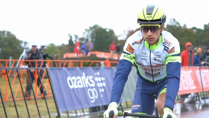 Quinten Hermans Overcomes Waterloo Crash Injuries In 2021 Fayetteville Cyclocross World Cup