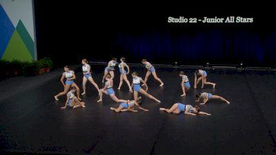 Studio 22 - Junior All Stars [2021 Junior Jazz - Small Finals] 2021 The Dance Summit