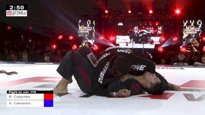 Rolando D. Collantes vs Sergio Camacho | Fight To Win 179