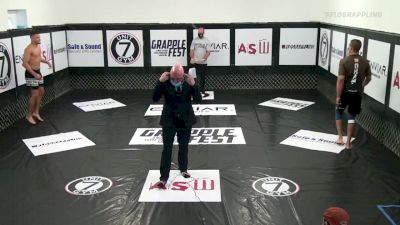Tyreeze Cunliffe vs Lucas De Sales Grapplefest 9