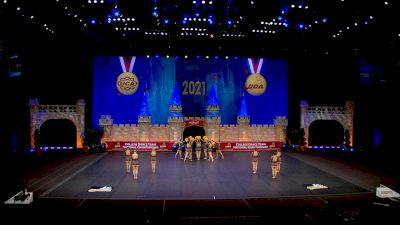University of Minnesota [2021 Division IA Pom Finals] 2021 UCA & UDA College Cheerleading & Dance Team National Championship