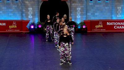 Fort Zumwalt West High School [2021 Large Varsity Hip Hop Finals] 2021 UDA National Dance Team Championship