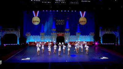 Fort Zumwalt West High School [2021 Large Game Day Finals] 2021 UDA National Dance Team Championship