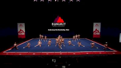 South Jersey Fire Cheerleading - Blaze [2021 L4.2 Senior Coed - Medium Finals] 2021 The D2 Summit