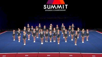 Cheer Revolution - Junior Black [2021 L4 Junior - Medium Finals] 2021 The D2 Summit