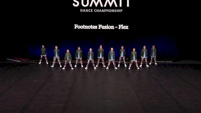 Footnotes Fusion - Flex [2021 Youth Coed Hip Hop - Small Finals] 2021 The Dance Summit