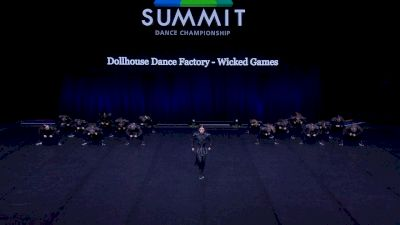 Dollhouse Dance Factory - Wicked Games [2021 Youth Hip Hop - Large Semis] 2021 The Dance Summit