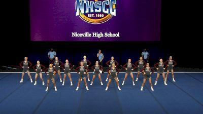 Niceville High School [2021 Small Junior Varsity Finals] 2021 UCA National High School Cheerleading Championship