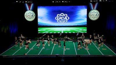 Broken Arrow High School [2021 Medium Coed Game Day Finals] 2021 UCA National High School Cheerleading Championship