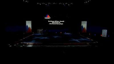 The Stingray All Stars - Emerald [2021 L1 U17 Finals] 2021 The Summit