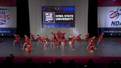 Iowa State University [2021 Team Performance Division IA Prelims] 2021 NCA & NDA Collegiate Cheer & Dance Championship
