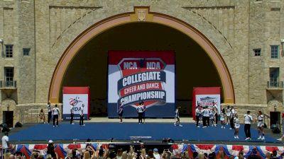 Lindenwood University [2021 Advanced Large Coed Open Prelims] 2021 NCA & NDA Collegiate Cheer & Dance Championship