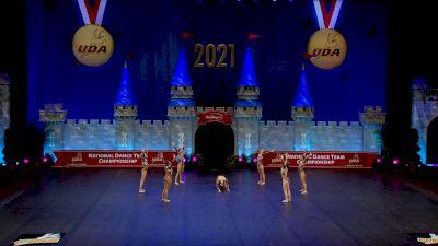 Limelight Dance Company All Stars [2021 Senior - Contemporary/Lyrical Semis] 2021 UDA National Dance Team Championship