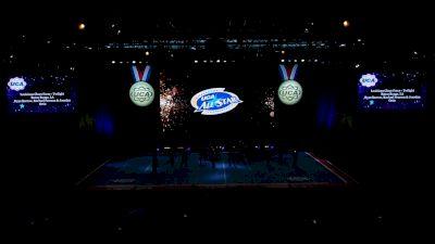 Louisiana Cheer Force - Twilight [2021 L4 International Open Day 2] 2021 UCA International All Star Championship