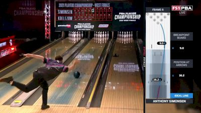 Highlights: How The Five Finalists Advanced At 2021 PBA Players Championship