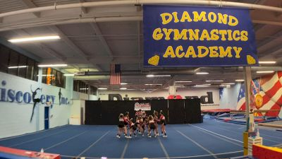 Garden State Storm - Reign [L2.1 Performance Recreation - 12 and Younger (NON)] 2021 NCA & NDA Virtual March Championship