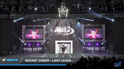 Rocket Cheer - Lady Legends [2019 Senior Restricted 5 Day 2] 2019 US Finals Providence