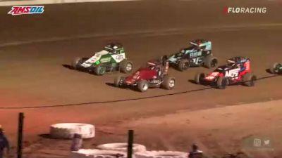 Heat Races | USAC Sprints at Big Diamond Speedway