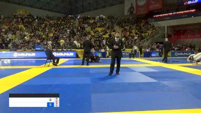 NATHAN ALBRECHT MENDELSOHN vs DEALONZIO JEROME JACKSON 2019 World Jiu-Jitsu IBJJF Championship