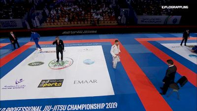 Zaid Sami vs Abdurakhman Bilarov Abu Dhabi World Professional Jiu-Jitsu Championship