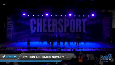 Python All Stars Nova Pythons [2021 Senior Coed 3] 2021 CHEERSPORT: Atlanta Grand Championship