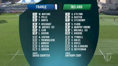 France vs. Ireland Pool C | 2018 HSBC Women's 7s Colorado