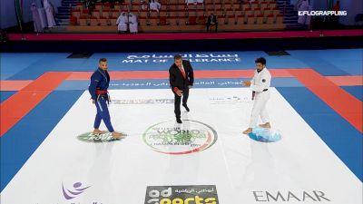 Marcos Tinoco vs Stefano Correa Abu Dhabi World Professional Jiu-Jitsu Championship