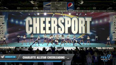 Charlotte Allstar Cheerleading - Steel [2021 L4 - U17 Coed Day 1] 2021 CHEERSPORT: Charlotte Grand Championship