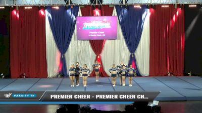 Premier Cheer - Premier Cheer Cheetahs [2021 L4 Senior Coed - D2 Day 1] 2021 The American Spectacular DI & DII