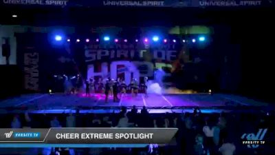 Cheer Extreme - Raleigh - SSX [2021 Senior 4.2 Day 2] 2021 Universal Spirit: Spirit of Hope National Championship