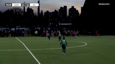 2019 New York 7s Women's Prem Final: Equipe Quebec vs. Atlantis