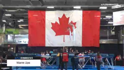 Chartier/ Soehn - Trampoline, Thunder Country - 2019 Elite Canada T and G