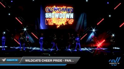 Wildcats Cheer Pride - Panthers [2020 L3 International Junior Day 2] 2020 GLCC: The Showdown Grand Nationals