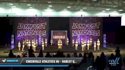 CheerVille Athletics MJ - Harley Quinn [2021 L2 Junior - Medium Day 1] 2021 JAMfest: Louisville Championship