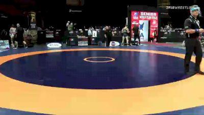 77 kg Consi 4 - Peyton Walsh, Marines vs Austin Morrow, New York Athletic Club
