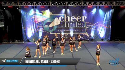NFINITE All Stars - SMOKE [2021 L2 Junior - Small - A] 2021 Cheer Ltd Open Championship: Trenton