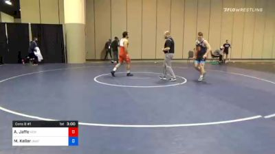 70 kg Consolation - Aj Jaffe, New England Regional Training Center vs Marshall Keller, Unattached
