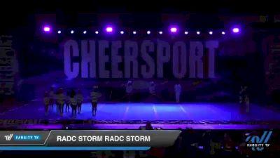 RADC Storm RADC STORM [2021 Junior 2.2 Prep D2] 2021 CHEERSPORT: Atlanta Grand Championship