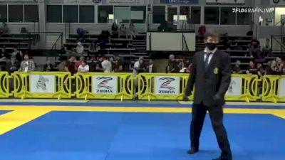 SILVESTRE CAMACHO JUNIOR vs TERRY JETT GRAHAM 2021 Pan IBJJF Jiu-Jitsu No-Gi Championship