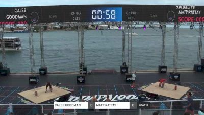 Bayside | 2.20.2020 | Weightlifting Faceoff | Men's Quarterfinal | Goodman | Rattay