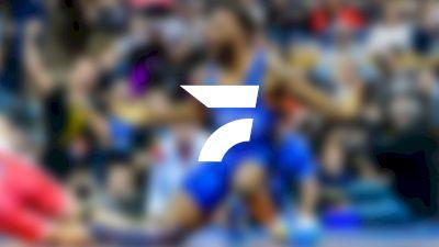 Full Replay: Mat B - European Qualifiers - Mar 19