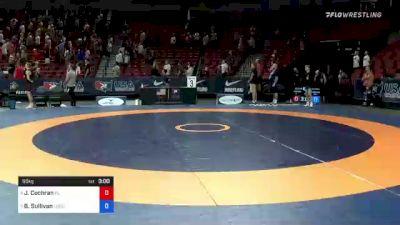 55 kg Con Semis - Jacob Cochran, Florida vs Billy Sullivan, Legends Of Gold Las Vegas