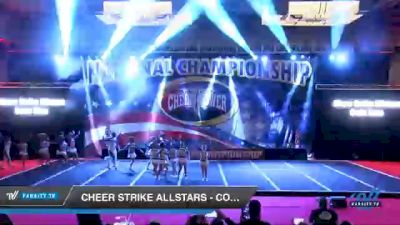 Cheer Strike All Stars - Code Blue [2021 L6 Int. Open Coed - NT Day 3] 2021 ACP Southern National Championship