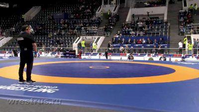 92kg Yarygin Finals - Guram Chertkoev (RUS) vs Tamerlan Tapsiev (RUS)