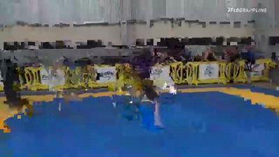JORDAN T JACKSON vs MICHAEL A RAKSHAN SABETI 2021 Pan IBJJF Jiu-Jitsu No-Gi Championship
